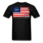 2nd Amendment Shall Not Be Infringed Essential T-shirt, Unisex T-Shirt Great Customized Gifts For Birthday Christmas Thanksgiving