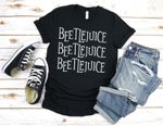 Beetlejuice Beetlejuice Beetlejuice Short-Sleeves Tshirt, Pullover Hoodie Great Gifts For Halloween