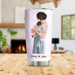 Personalized One 1st Mother's Day Custom Stainless Steel Tumbler