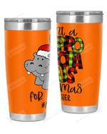 I Want A Hippopotamus For Christmas, Math Teacher Stainless Steel Tumbler, Tumbler Cups For Coffee/Tea