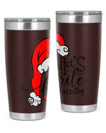 Paraprofessional, Christmas Stainless Steel Tumbler, Tumbler Cups For Coffee/Tea