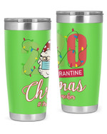 3rd Grade Teacher, 2020 Quarantine Christmas Stainless Steel Tumbler, Tumbler Cups For Coffee/Tea