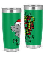 Daycare Teacher, I Want A Hippopotamus For Christmas Stainless Steel Tumbler, Tumbler Cups For Coffee/Tea