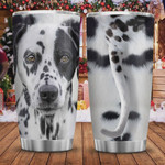 Dalmatian Tumbler Cup, Stainless Steel Travel Tumbler, Insulated Tumbler, 20 Oz, Tumbler Cups For Coffee/Tea, Best Gifts For Dog Lovers, Perfect Birthday Gifts, Christmas Gifts