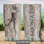 Personalized Dinosaur T Rex Fossil Tumbler Cup Stainless Steel Insulated Tumbler 20 Oz Best Gifts For Dinosaur Lovers Great Gifts For Birthday Christmas Thanksgiving Travel Tumbler