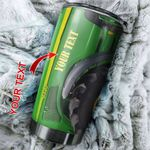 Jd Tractor Farmer Tractor Personalized Tumbler