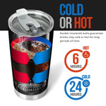 Photography I Love Photo Stainless Steel Tumbler, Tumbler Cups For Coffee/Tea, Great Customized Gifts For Birthday Christmas Thanksgiving