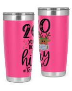 Teacher, 2020 You'll Go Down For History, Christmas Stainless Steel Tumbler, Tumbler Cups For Coffee/Tea