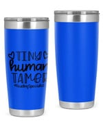 Reading Specialist Stainless Steel Tumbler, Tumbler Cups For Coffee/Tea
