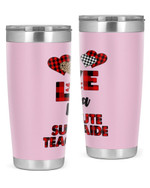 Substitute Teacher Aide Stainless Steel Tumbler, Tumbler Cups For Coffee/Tea