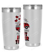Infant Teacher Stainless Steel Tumbler, Tumbler Cups For Coffee/Tea
