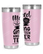 Kindergarten Teacher Stainless Steel Tumbler, Tumbler Cups For Coffee/Tea