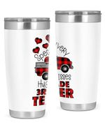 3rd Grade Teacher Stainless Steel Tumbler, Tumbler Cups For Coffee/Tea