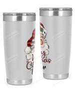 Teacher - Christmas Stainless Steel Tumbler, Tumbler Cups For Coffee/Tea