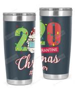 Teacher Christmas Stainless Steel Tumbler, Tumbler Cups For Coffee/Tea