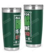 1st Grade Teacher - Christmas Christmas Stainless Steel Tumbler, Tumbler Cups For Coffee/Tea