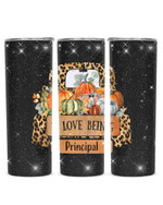 I Love Being Principal Car Stainless Steel Tumbler, Tumbler Cups For Coffee/Tea