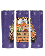 I Love Being Paraprofessional Cute Car Stainless Steel Tumbler, Tumbler Cups For Coffee/Tea