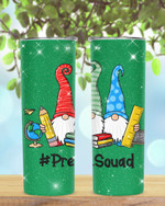 Gnomes Preschool Squad Stainless Steel Tumbler, Tumbler Cups For Coffee/Tea