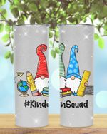 Gnomes Kindergarten Squad Stainless Steel Tumbler, Tumbler Cups For Coffee/Tea