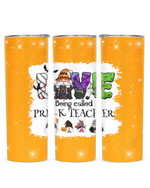 Gnomes Love Being Called Pre-K Teacher Stainless Steel Tumbler, Tumbler Cups For Coffee/Tea