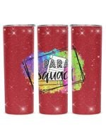 Para Squad Stainless Steel Tumbler, Tumbler Cups For Coffee/Tea
