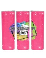 Kindergarten Squad Stainless Steel Tumbler, Tumbler Cups For Coffee/Tea