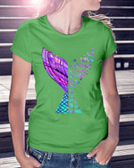 Holo Mermaid Tail Soul Of A Gypsy Short-Sleeves Tshirt, Pullover Hoodie, Great Gift For Thanksgiving Birthday Christmas