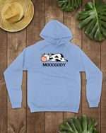 Moody Cow Short-Sleeves Tshirt, Pullover Hoodie, Great Gift For Thanksgiving Birthday Christmas