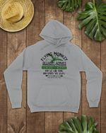 Flying Monkey Delivery Service Witch Short-Sleeves Tshirt, Pullover Hoodie, Great Gift For Thanksgiving Birthday Christmas