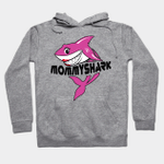 Mommy Shark Short-Sleeves Tshirt, Pullover Hoodie, Great Gift T-Shirt For Thanksgiving Birthday Christmas