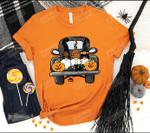 Halloween Truck Shirt, Gnomes Shirt, Halloween Party, Halloween T-Shirt, Gift For Halloween