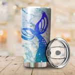 Mermaid Tail Nice Gifts For Mother Father Brother Sister Friends Forever Partner Ocean Lover Fisherman Childs Kidz On Birthday Halloween Xmas Thanks Giving Tumbler 20oz