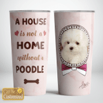 Personalized Dog Pictures Tumblers 30oz For Dogs Lovers
