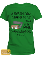Personalized Mugs Cups Shirts A Boss Like You Is Hard To Find