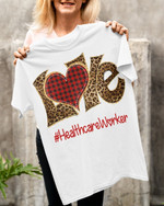 Personalized Nurse Life Valentine Heart (Above 10 letters) Shirts / Mugs / Totes / Hand Bags