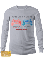 You Will Be My Player Two