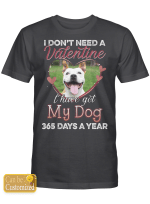 I Don't Need A Valentine I Have Got My Dog Cups Mugs For Couples