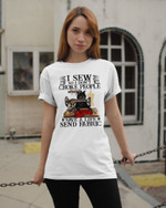 Shirts Hoodies Cups Mugs Hand Bags Totes For Fabric Sewing Lovers Black cat