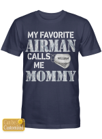 Personalized Airman Mommy Mother Shirts Hoodies Cups Mugs Hand Bags Totes