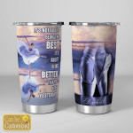 Personalized Ballet Dance With The Stars Shining Tumblers 20 oz