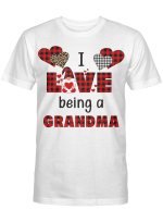 I Love Being Grandma For Grandparents (More Titles Are In Beloved Collection) Shirts / Mugs