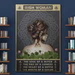 Canvas Posters Puzzles Blankets For Irish Women