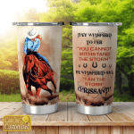 Personalized Tumblers Cups Horses Cowboys Cowgirls
