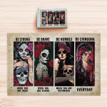 Chingona Posters Puzzles