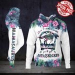 Don't Mess With Mamasaurus Shirts Hoodies Leggings Gifts For Mother Day