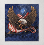 American Eagle Blankets Quilts Bedding Sets Canvases Pictures Posters Puzzles Shower Curtains