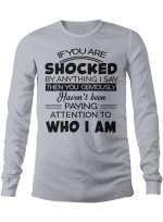 If You Are Shocked