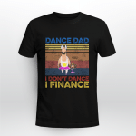 Ballet Dance Dad Daughter (Father's Day Gifts, Shirts, Hoodies, Cups, Mugs, Totes, Handbags)
