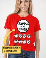 8 Kids Children Father Of All Things Father's Day Gifts (Shirts, Hoodies, Cups, Mugs, Totes, Handbags)